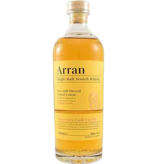 "Виски ""Arran"" Sauternes Cask Finish"