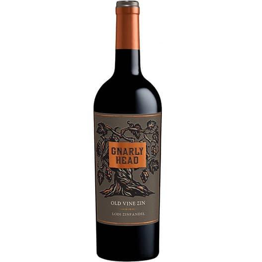 Вино Gnarly Head Old Vine Zinfandel