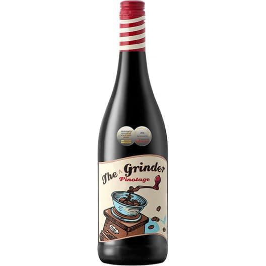 "Вино ""The Grinder"" Pinotage"