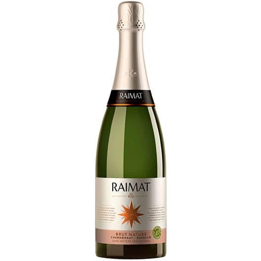 """Игристое вино Raimat """"Brut Nature"""" Chardonnay-Xarel-lo"""