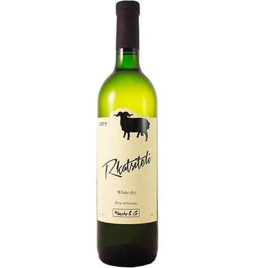"Вино ""Koncho & Co"" Rkatsiteli"