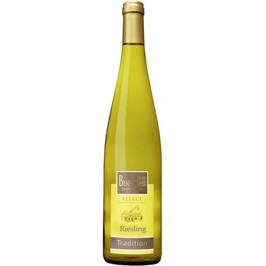 "Вино Bestheim ""Cave de Bennwihr"" Riesling Tradition Alsace AOC 2018"