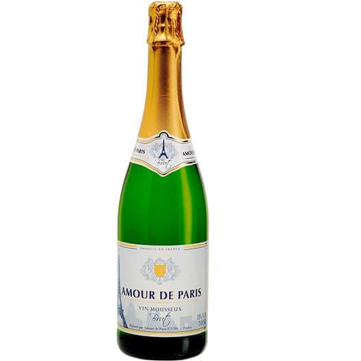 """Игристое вино """"Amour de Paris"""" Brut"""