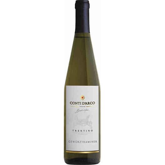 """Вино Mezzacorona """"Conti D'Arco"""" Gewurztraminer Trentino DOC"""