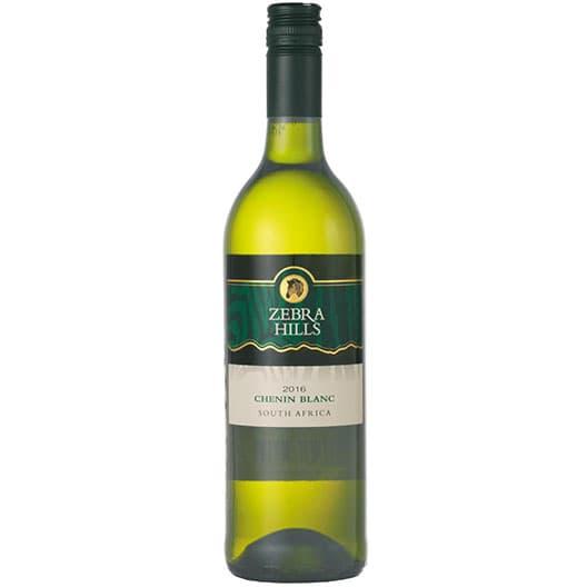Вино Zebra Hills Chenin Blanc