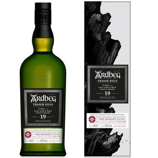 Виски Ardbeg Traigh Bhan 19 y.o.