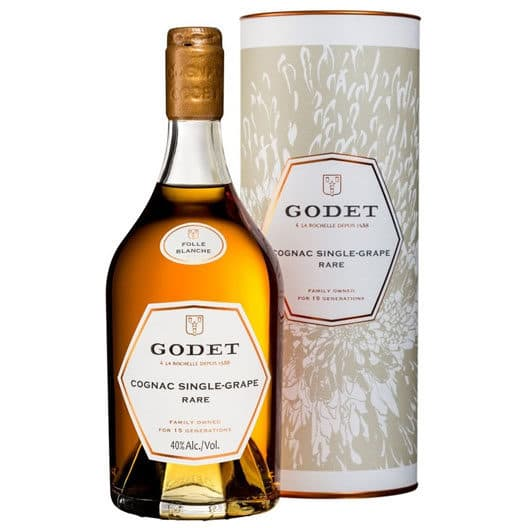 Коньяк Godet, Single-Grape Rare Folle Blanche