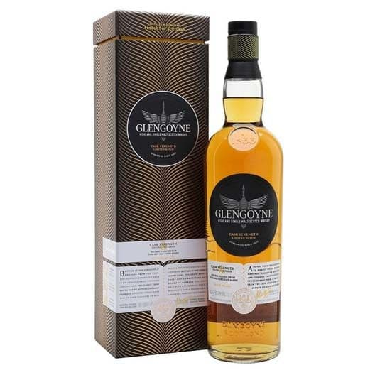 "Виски ""Glengoyne"" Cask Strength Batch 8 (59,2%)"