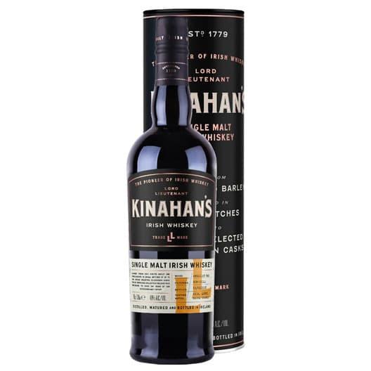 "Виски Kinahan's, ""LL"" Single Malt"