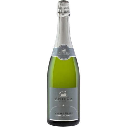 "Игристое вино Antech ""Grande Cuvee"" Brut Cremant de Limoux AOP"