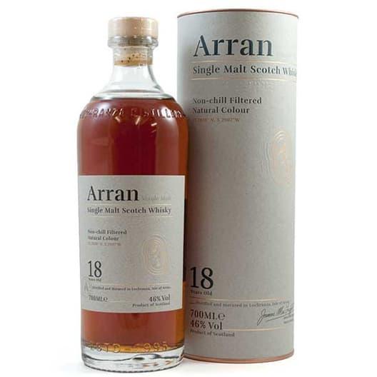 Виски Arran 18 Years Old