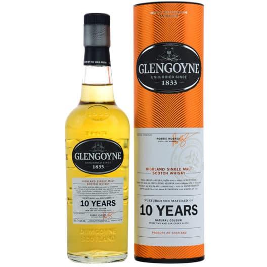 Виски Glengoyne 10 y.o.
