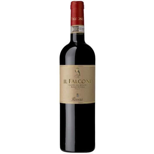"""Вино Rivera """"Il Falcone"""" Rosso Castel del Monte Riserva DOCG"""