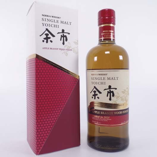 "Виски Nikka ""Yoichi"" Apple Brandy Wood Finish"