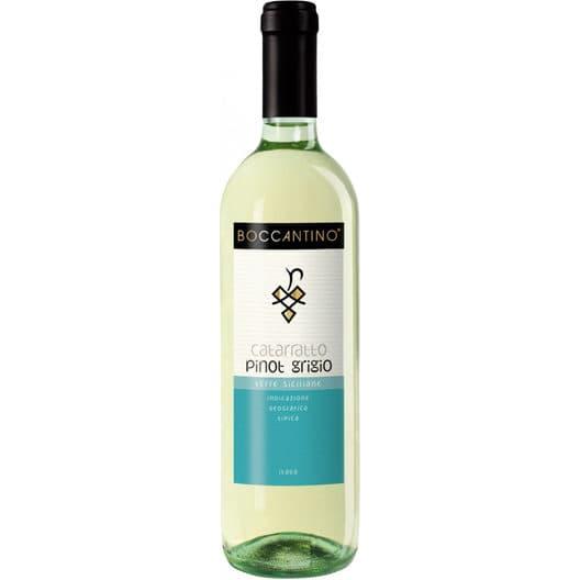 Вино Boccantino Catarratto Pinot Grigio Terre Siciliane IGT