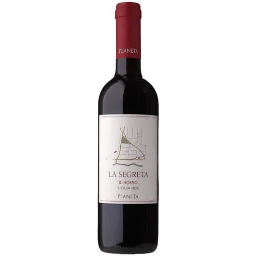 """Вино Planeta """"La Segreta"""" Rosso"""