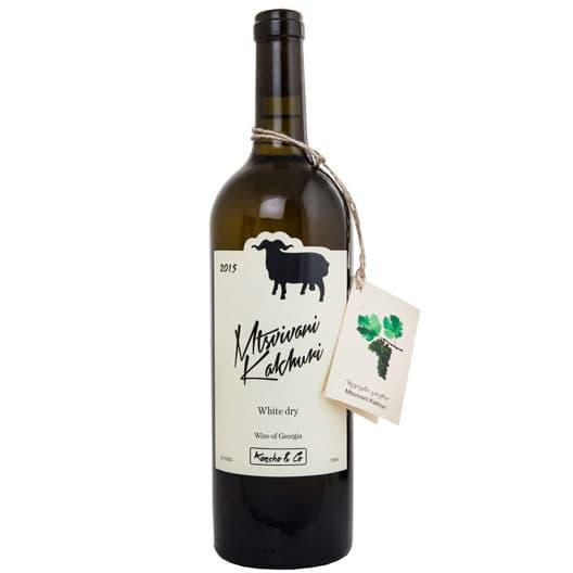 Вино «Koncho & Co» Mtsvivani Kakhuri