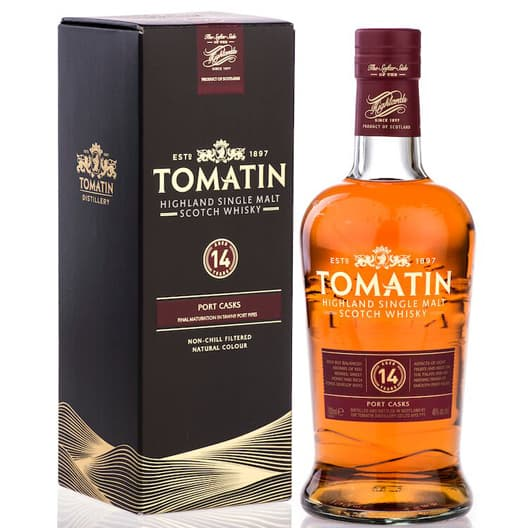 Виски Tomatin 14 y.o.