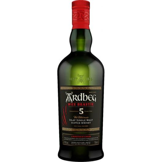 Виски Ardbeg Wee Beastie 5 y.o.
