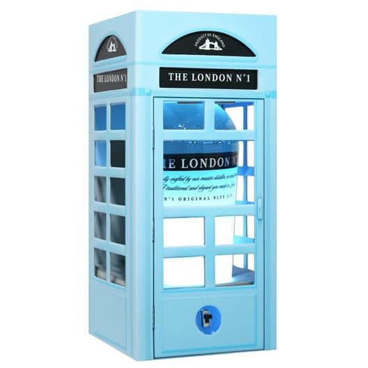 "Джин ""The London №1"" Original Blue Gin, gift box ""Phone Station"""