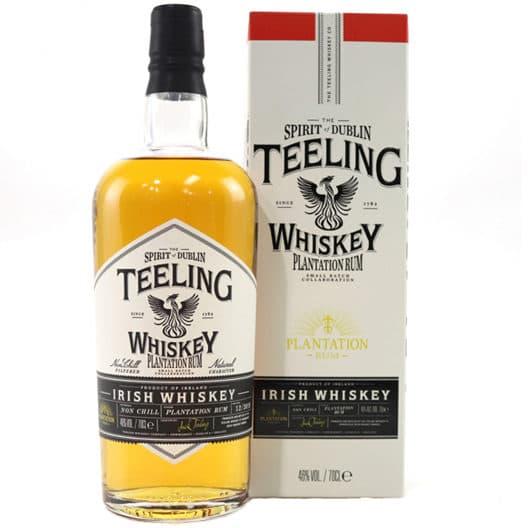 "Виски Teeling Small Batch Collaboration Rum ""Plantation"""