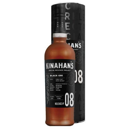 """Виски """"Kinahan's"""" Black Oak, Release #8"""