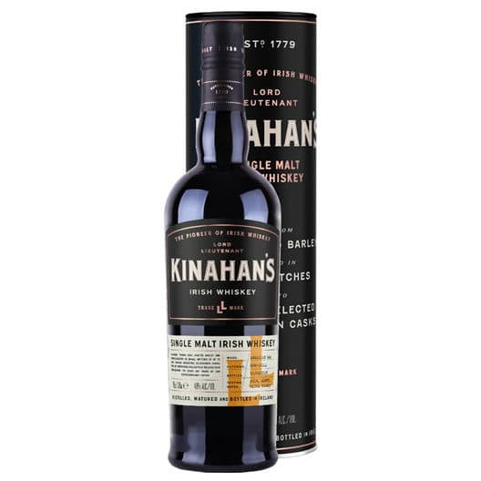 "Виски Kinahan's, ""LL"" Single Malt"