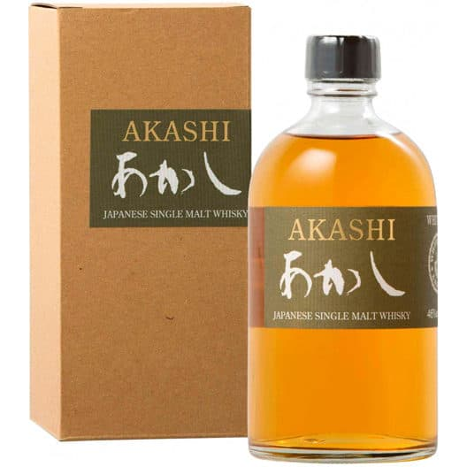 """Виски Eigashima Shuzo """"Akashi"""" Single Malt"""