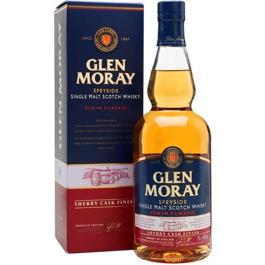 Виски Glen Moray Elgin Classic Sherry Cask Finish