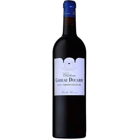 Вино Chateau Godeau Ducarpe Saint-Emilion Grand Cru AOC 2015