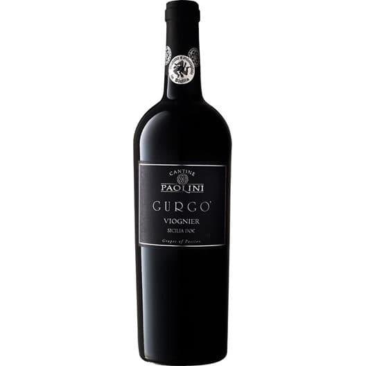 """Вино Cantine Paolini """"Gurgo"""" Viognier Sicilia DOC 2019"""