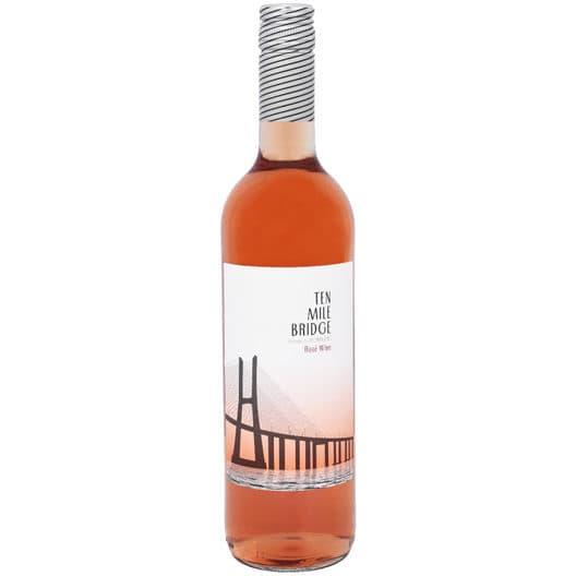 Вино Ten Mile Bridge Rose