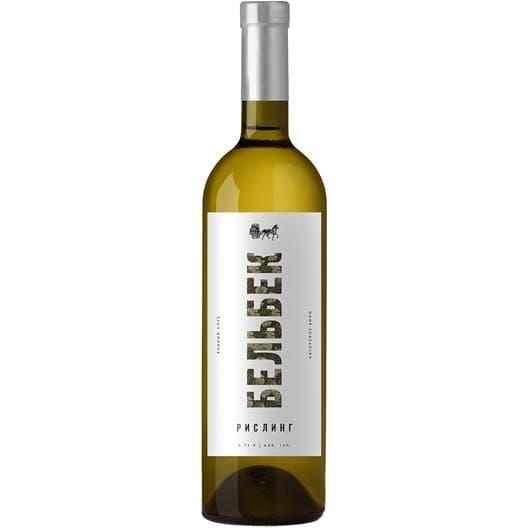 Вино Винный Клуб Бельбек Рислинг