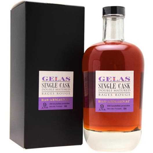 Арманьяк Gelas Single Cask 9 Ans