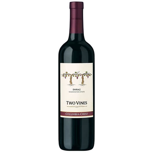 "Вино ""Two Vines"" Shiraz, 2015"