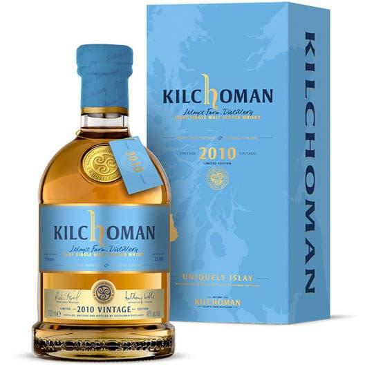 Виски Kilchoman Vintage 2010