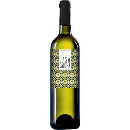 Вино Casa Cadora Macabeo Yecla DO