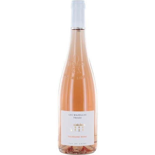 "Вино ""Les Mazelles"" Rose Touraine AOC"