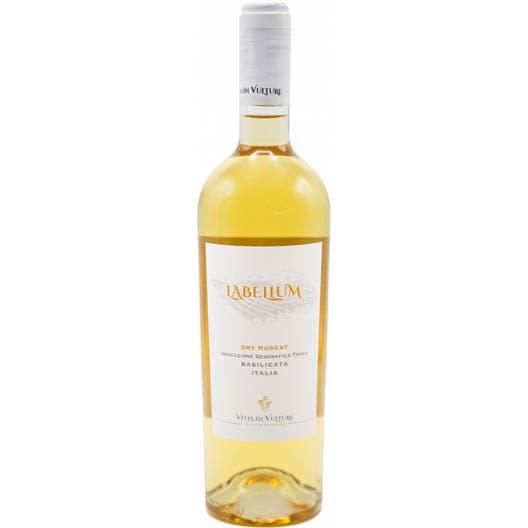 "Вино Vitis in Vulture ""Labellum"" Dry Muscat Basilicata IGP"