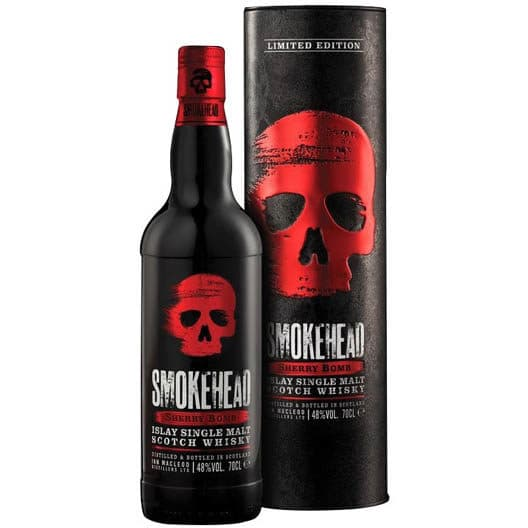 "Виски Smokehead Islay Single Malt ""Sherry Bomb"""