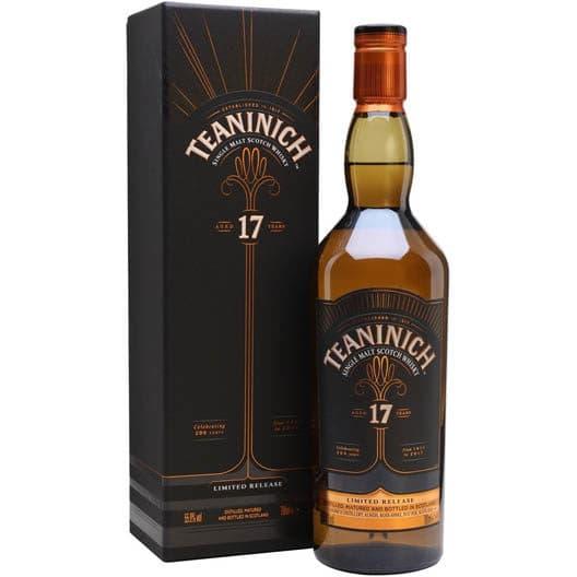 Виски Teaninich 17 y.o.