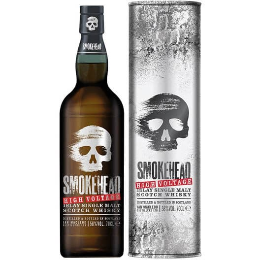 "Виски Smokehead Islay Single Malt ""High Voltage"""