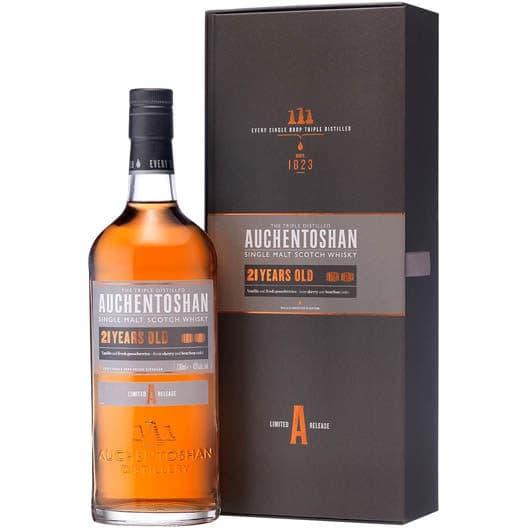 Виски Auchentoshan 21 years