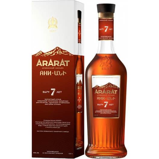 "Бренди (Армянский коньяк) Арарат ""Ани"" 0,5"