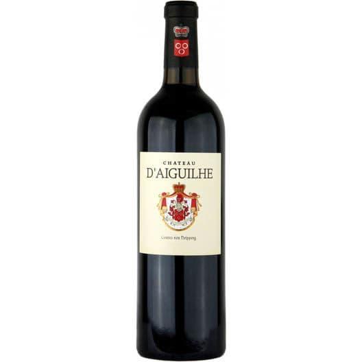 Вино Chateau D'Aiguilhe Cotes de Castillon AOC 2016