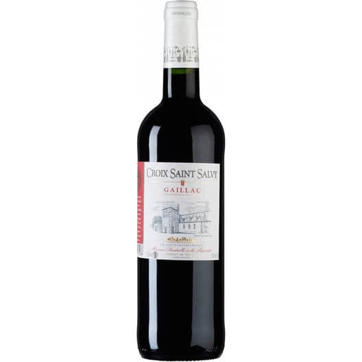 Вино Croix Saint Salvy Gaillac АОC Rouge