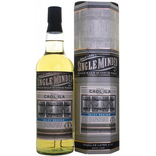 Виски Single Minded Caol Ila 6 y.o.