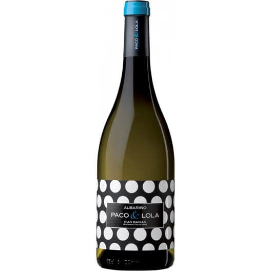 "Вино ""Paco & Lola"" Albarino Rias Baixas DO"