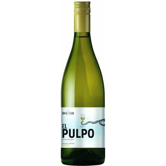 """Вино """"Sal de Fiesta"""" El Pulpo"""