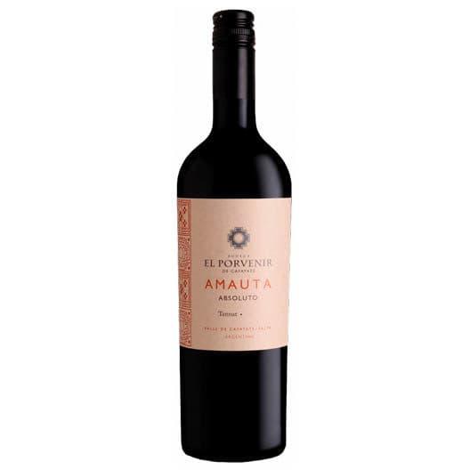 Вино Amauta Absoluto Tannat